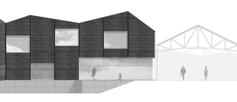 Matérialité façade