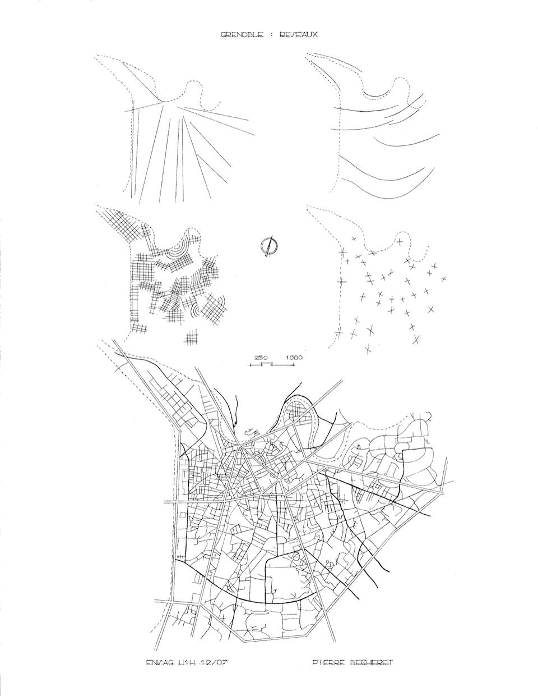 Grenoble : réseaux