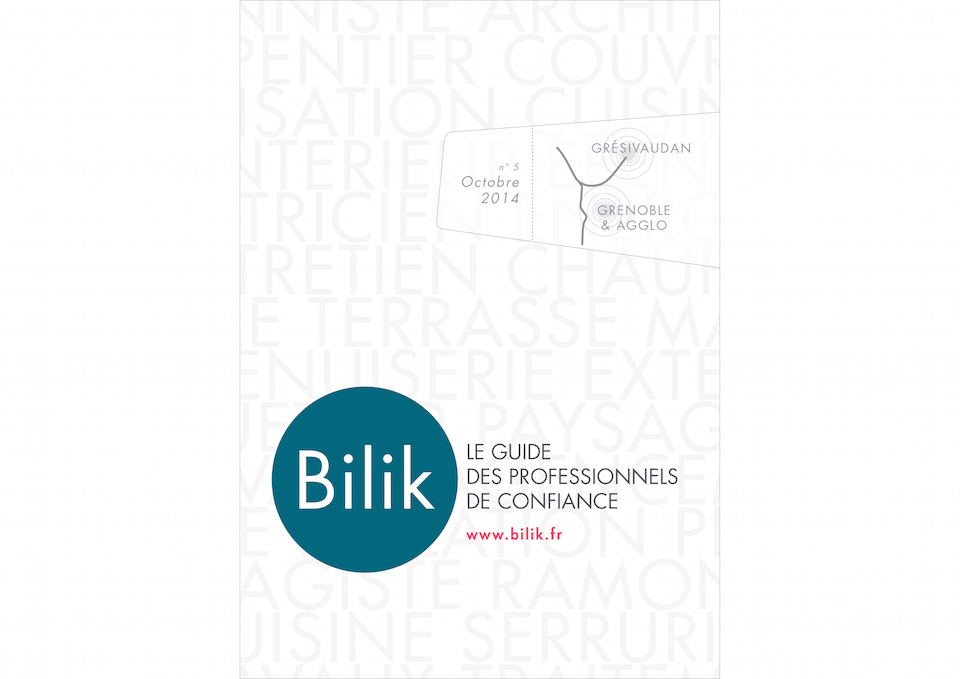 Guide Bilik Grenoble _ octobre 2014
