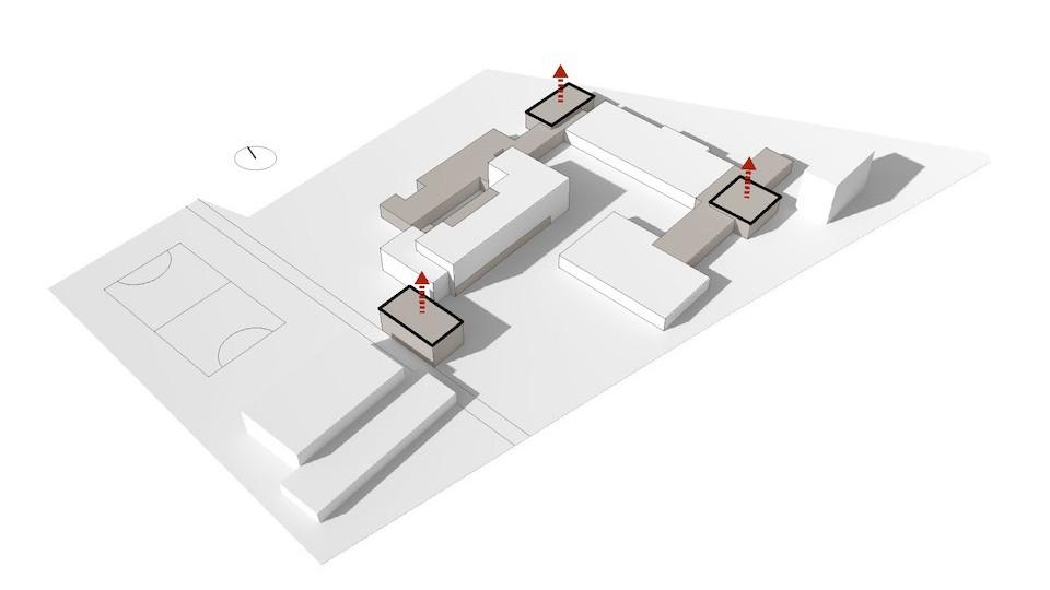 Identification des salles d'activité